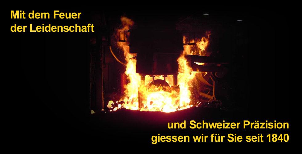 Giesserei Erzenberg AG, Liestal